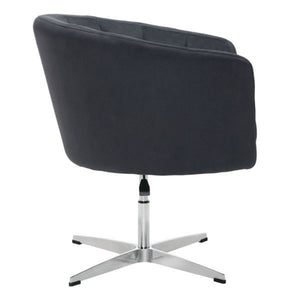 Wilshire Occasional Chair Black Fabric - Fast Ship Furniture