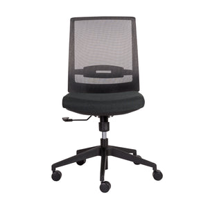 Fiona Armless Office Chair - Fast Ship Furniture