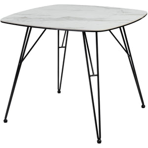 ALISA 36-INCH DINING TABLE - Fast Ship Furniture