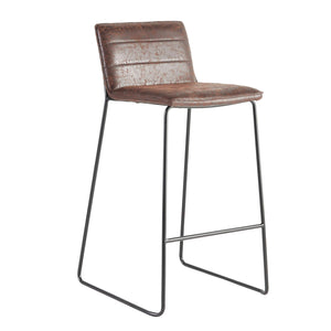 Lynde-B Bar Stool (Set of 2) - Fast Ship Furniture