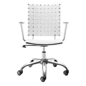 Criss Cross Office Chair - Fast Ship Furniture