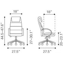 Load image into Gallery viewer, Lider Comfort Office Chair - Fast Ship Furniture
