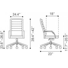 Load image into Gallery viewer, Director Comfort Office Chair - Fast Ship Furniture