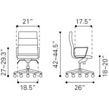 Load image into Gallery viewer, Engineer High Back Office Chair - Fast Ship Furniture