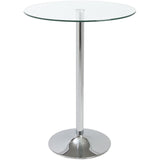 TALIA 32-INCH BAR TABLE - Fast Ship Furniture