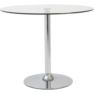 TALIA 35.5-INCH DINING TABLE - Fast Ship Furniture