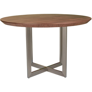 TOSCA 54-INCH ROUND DINING TABLE - Fast Ship Furniture