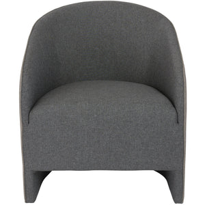 Fela Lounge Chair - Fast Ship Furniture