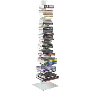 Sapiens 60-inch Bookcase Tower - Fast Ship Furniture