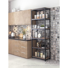 Load image into Gallery viewer, Mission Bay Tall Six Level Shelf - Fast Ship Furniture