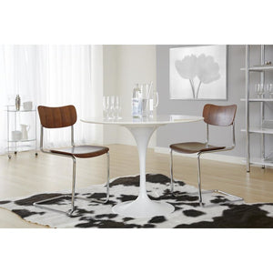 ASTRID 40-INCH DINING TABLE - Fast Ship Furniture