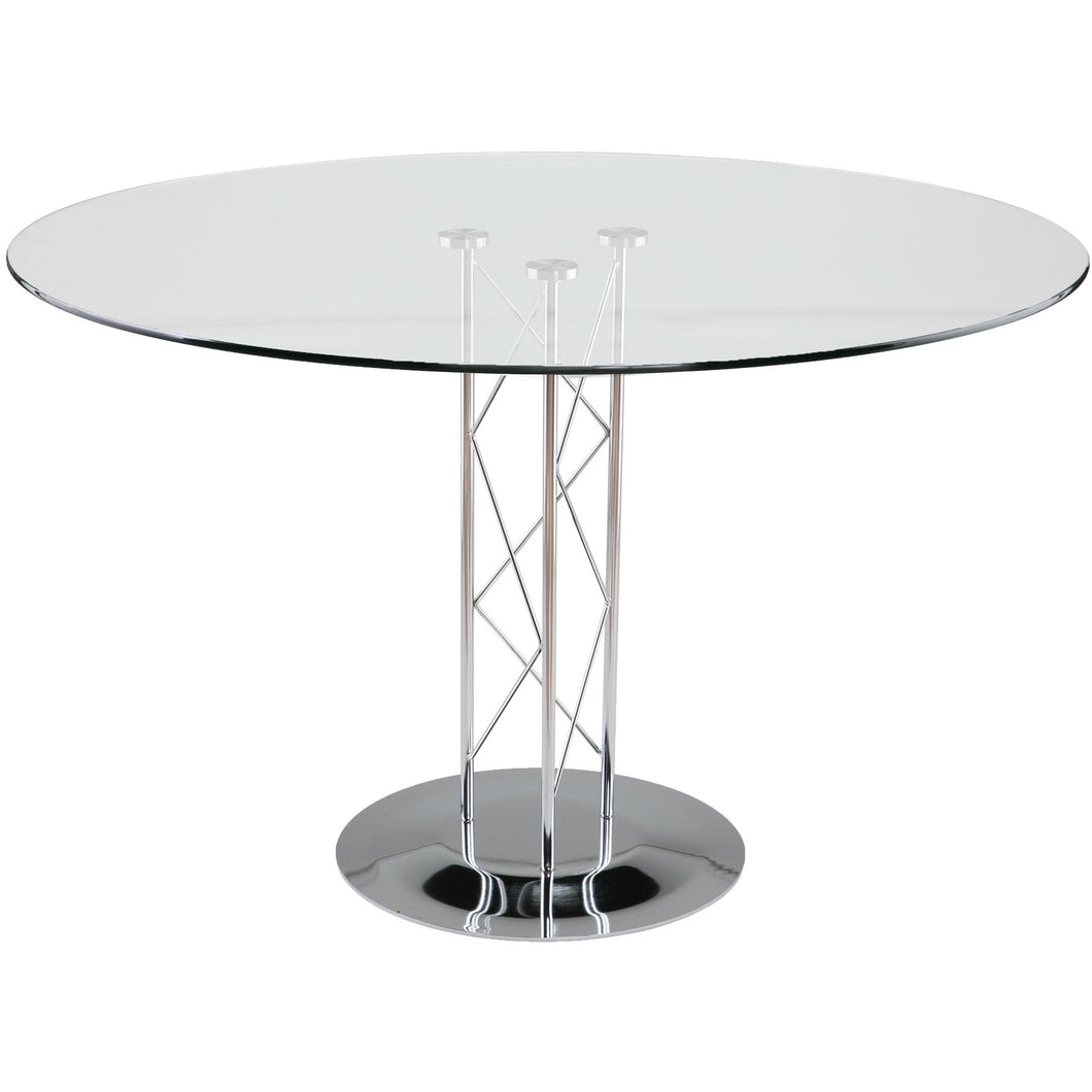 TRAVE 42-INCH DINING TABLE - Fast Ship Furniture