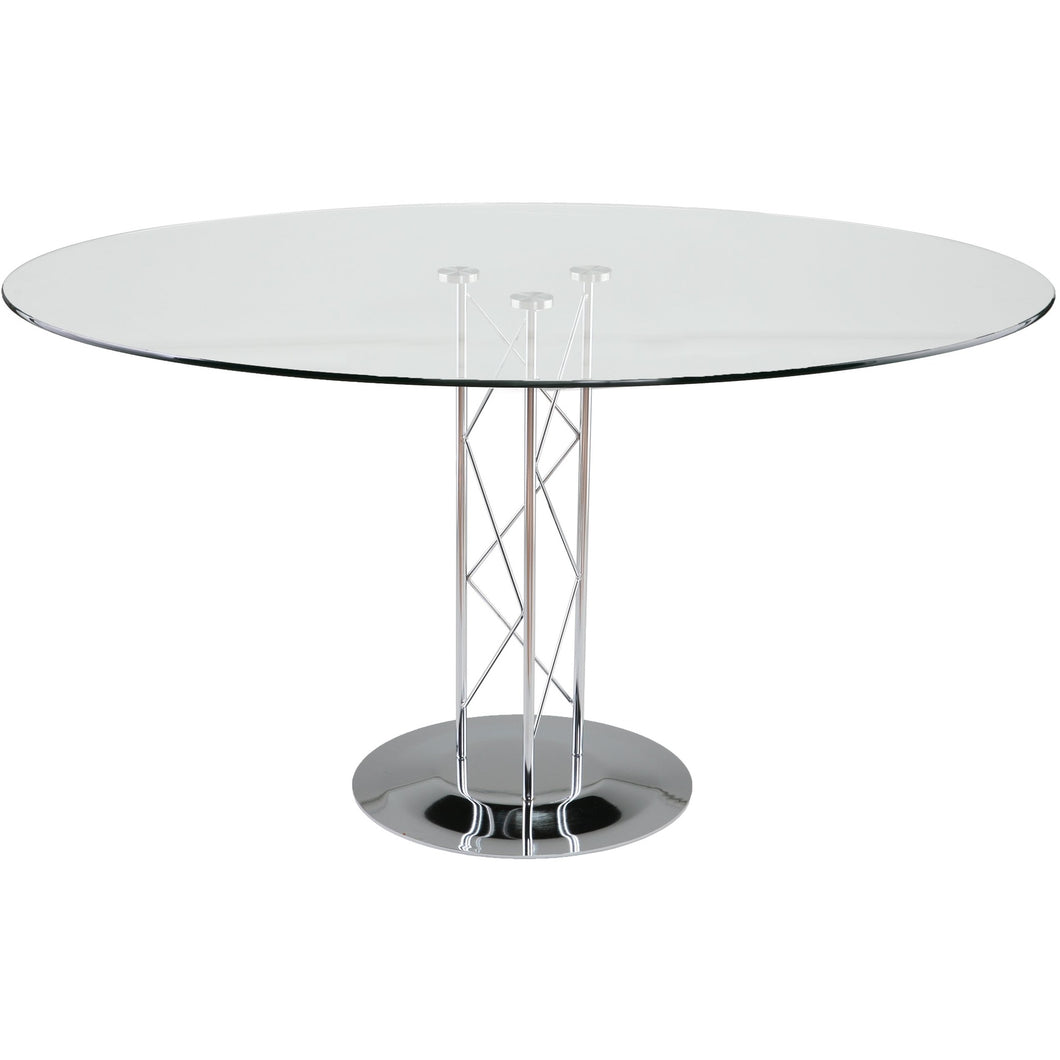 TRAVE 48-INCH DINING TABLE - Fast Ship Furniture