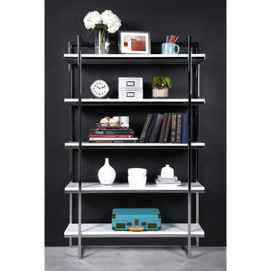 Gilbert 5-Shelf Unit - Fast Ship Furniture