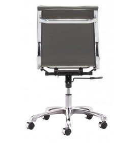 Lider Plus Armless Office Chair - Fast Ship Furniture
