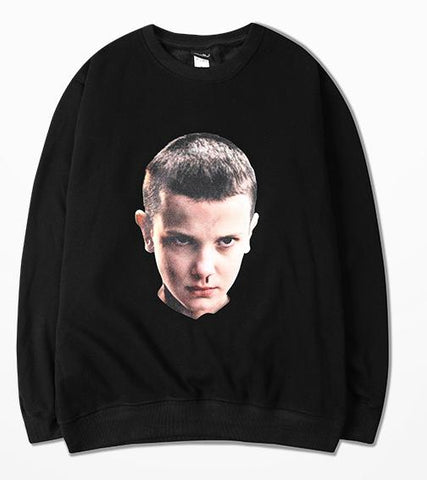 ELEVEN Face Sweatshirt