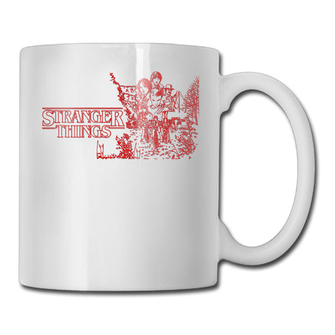 Stranger Things Coffee Mug