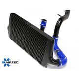 Astra J GTC VXR intercooler upgrade