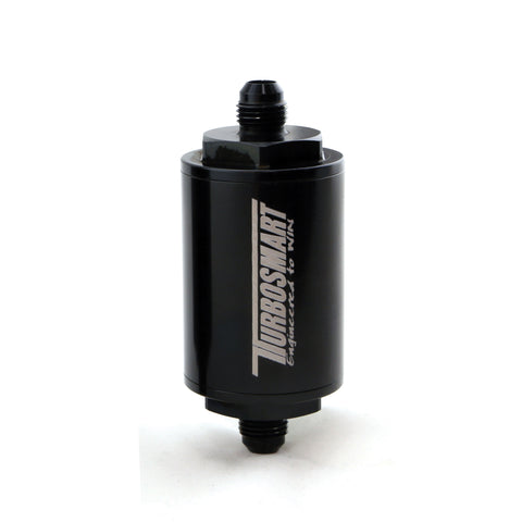 FPR Billet Fuel Filter 10um - Black