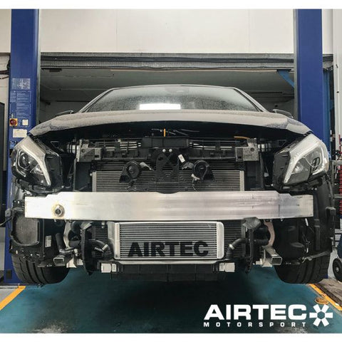 CHARGECOOLER UPGRADE FOR MERCEDES A45 AMG