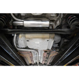 Astra J GTC 1.6 Cat back exhausts
