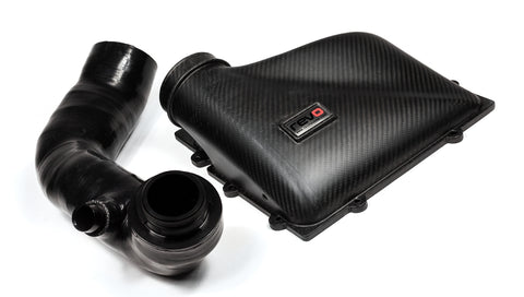 CARBON SERIES | MQB AIRBOX LID & TURBO HOSE KIT