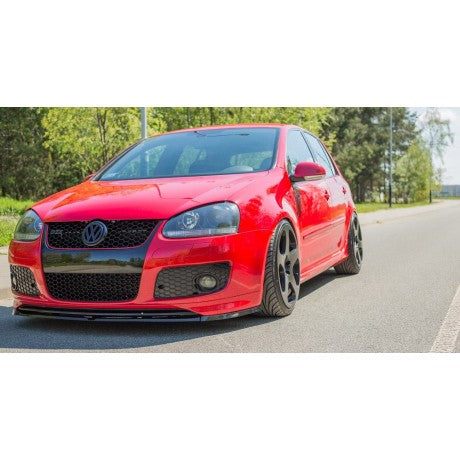 FRONT SPLITTER VW GOLF V GTI (FOR GTI 30TH FRONT BUMPER SPOILER)