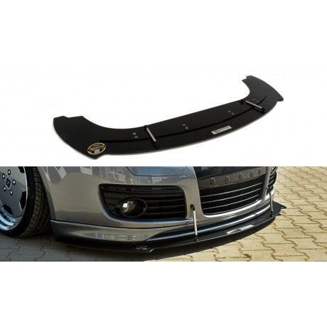 FRONT RACING SPLITTER VW GOLF V GTI 30TH