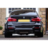 "BMW M3 (F80) 3"" Valved Primary Cat Back Performance Exhaust"