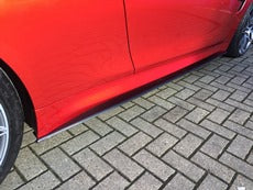 Carbon fibre side skirts (F80 M3/F82 M4 2014-)