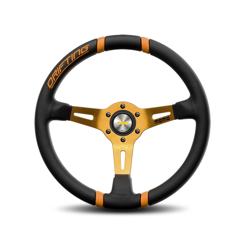 Drifting Steering Wheel - Orange
