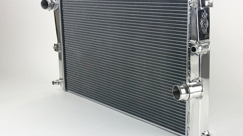 BMW M2 high performance radiator