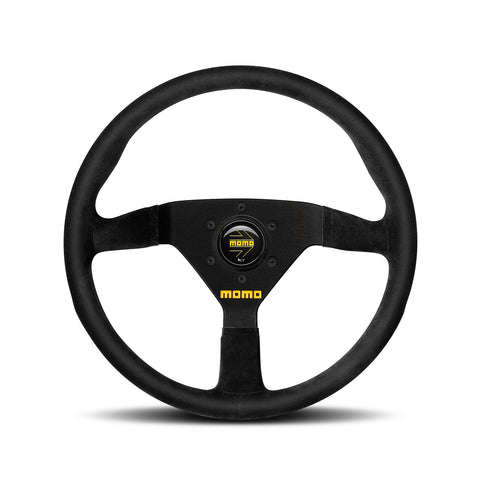 Mod.78 Steering Wheel - Black Suede