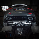 Mercedes-AMG A 35 Venom Rear Box Delete Race Performance Exhaust