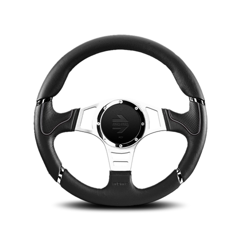 Millenium Sport Steering Wheel - Grey