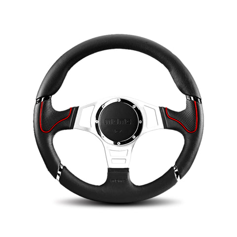 Millenium Sport Steering Wheel - Red