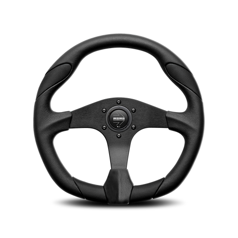 Quark Steering Wheel - Black