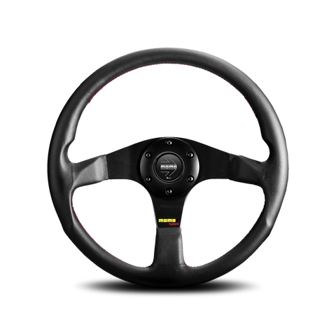 Tuner Steering Wheel - Black