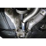 Audi S1 Cat Back Performance Exhaust