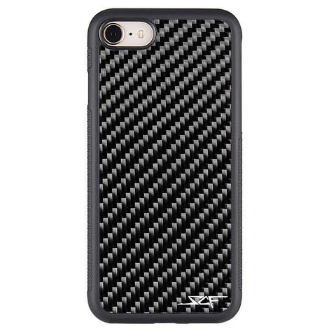 iPhone 7 & 8 real carbon fibre phone case