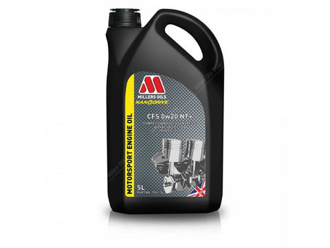 Millers CFS 0w20 NT+ Engine Oil (5L)
