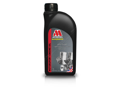 Millers CFS 15w60 Engine Oil