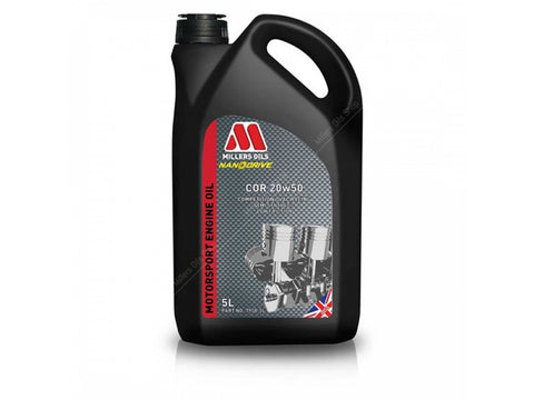 Millers COR 20w50 Engine Oil