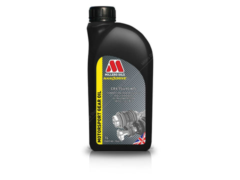 Millers CRX 75w90 NT+ Transmission Oil
