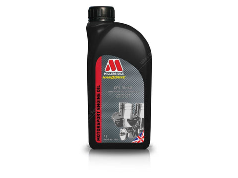 Millers CSS 10w40 Engine Oil