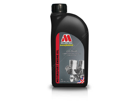Millers CSS 20w60 Engine Oil