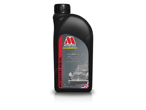 Millers CTV Mini 20w50 Engine Oil
