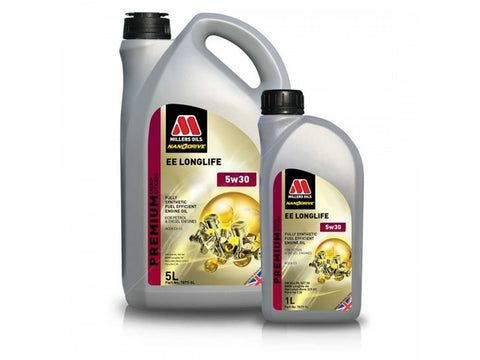 Millers EE Longlife 5w30 Engine Oil