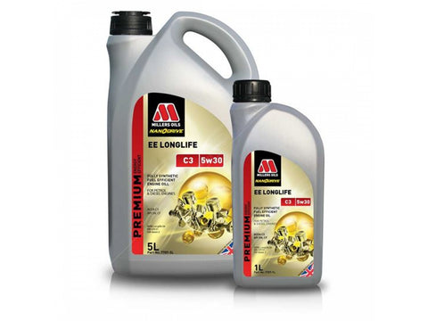 Millers EE Longlife C3 5w30 Engine Oil