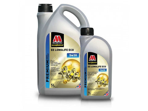 Millers EE Longlife ECO 5w30 Engine Oil